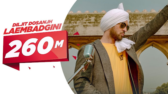 Diljit Doshanj New Punjabi Song