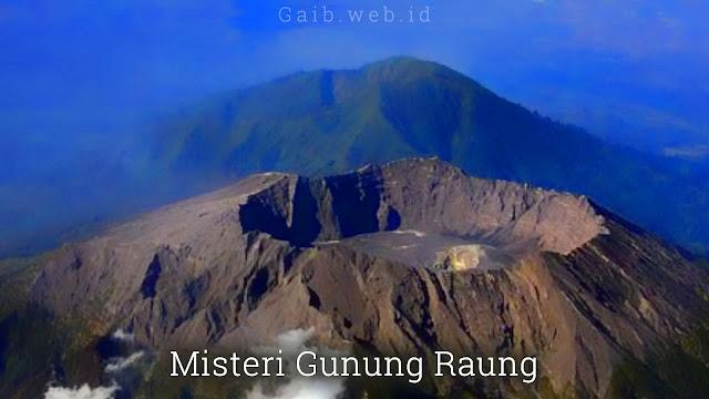 Cerita Misteri Gunung Raung