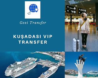 izmir kuşadası transfer fiyat izmir havalimanı kuşadası transfer Şehirlerarası Vip Transfer