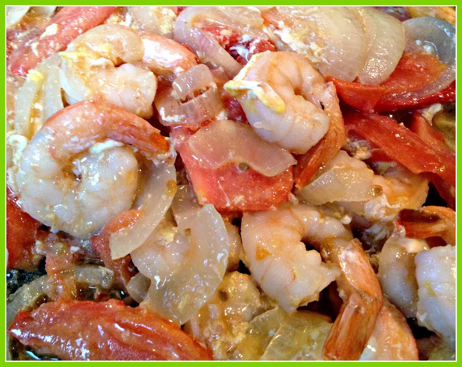 Shrimp Sarciado