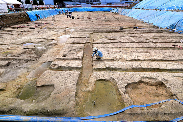 9th-century residence of nobleman found in Kyoto