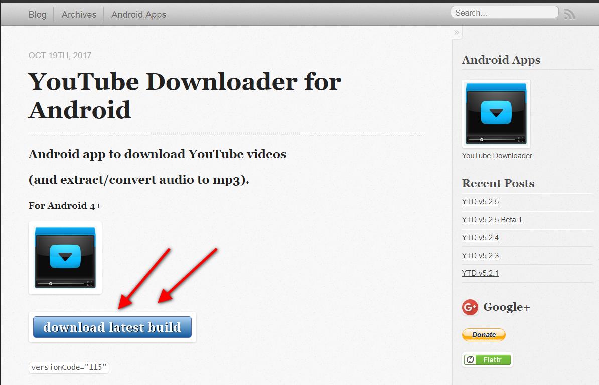 Dentex Youtube Downloader Github