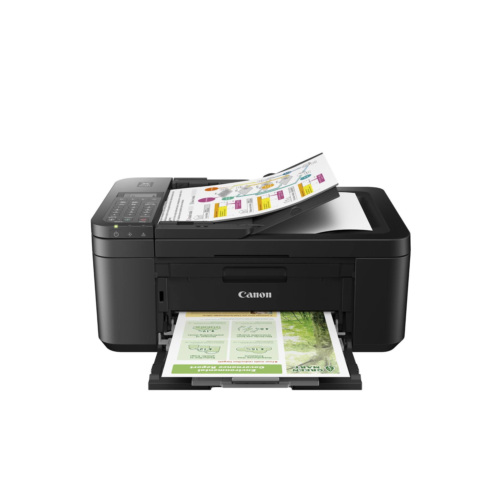Designed With Ease And Convenience In Mind - Canon U.S.A. Introduces New PIXMA Multifunction Inkjet Printer