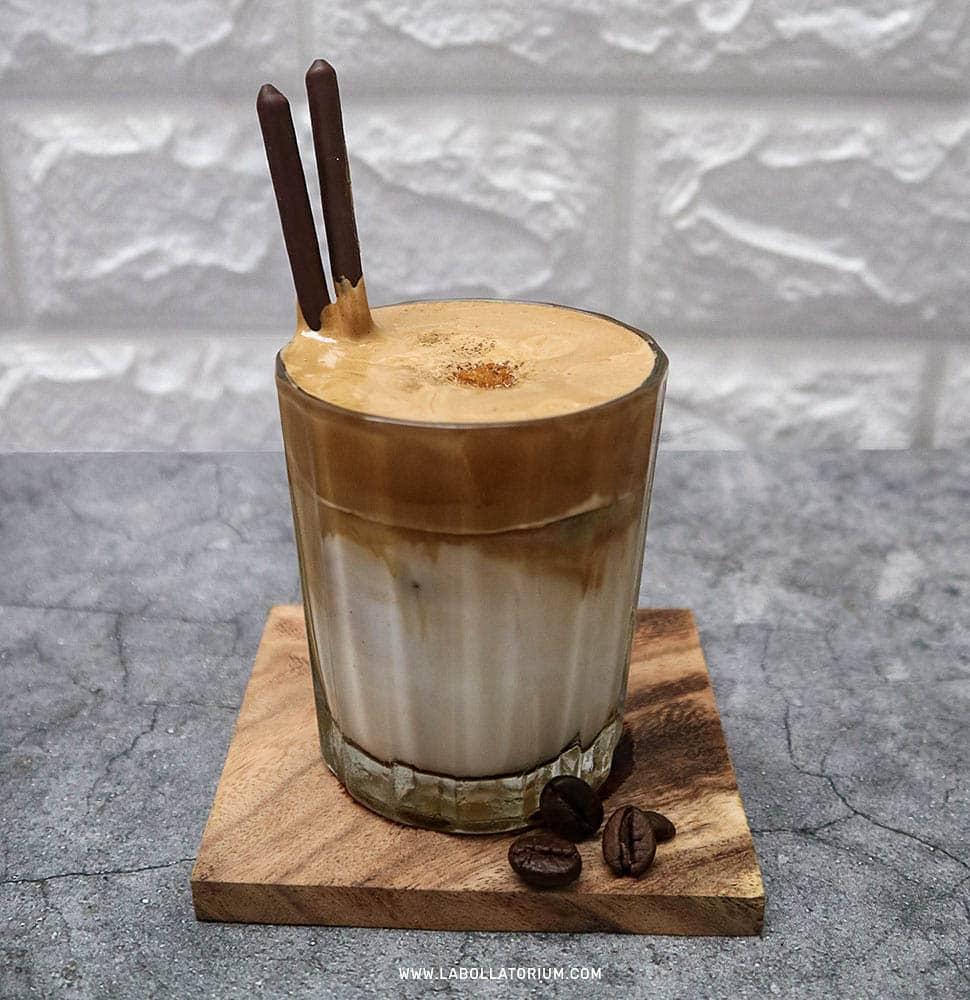 Resep Dalgona Coffee Anti Gagal Ala Labollatorium