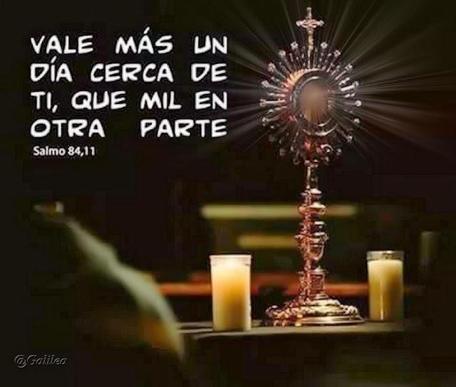 Oracion a Jesús Sacramentado