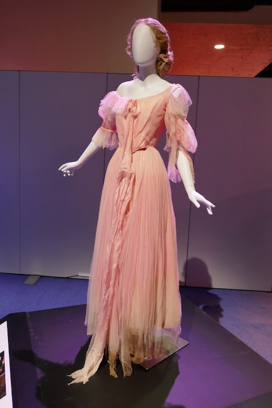 Lily James pink dress Cinderella