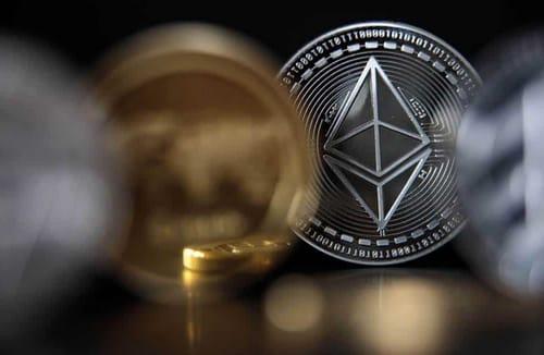 Ethereum reaches a record high