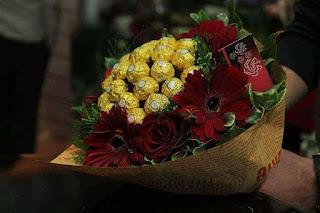 اجمل بوكيه ورد وصور بوكيهات ورود جميلة ورائعة ، صور بوكيه ورد