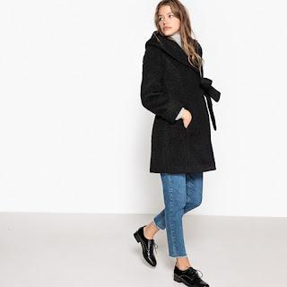 cappotto modello vestaglia