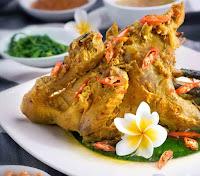 Resep Masakan Ayam Betutu, resep ayam betutu