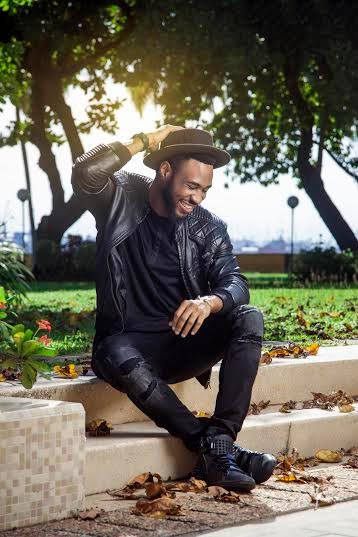 Chris Okagbue looks extremely handsome in new photos