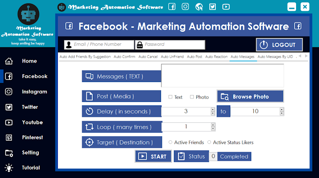 Cara Cepat Kirim Pesan di Facebook Secara Automatis