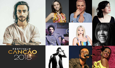 Reigning Eurovision winner Portugal has revealed all details about their  national final Festival da Canção 2018. Two semifinals (February 19 and 25)  before ... 82dbf473f83fd