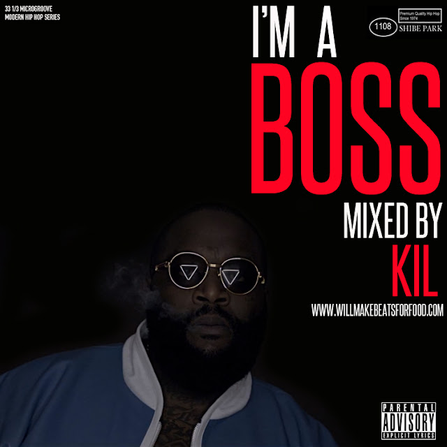 I'm A Boss Mixtape