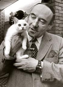 Desmond Morris cat