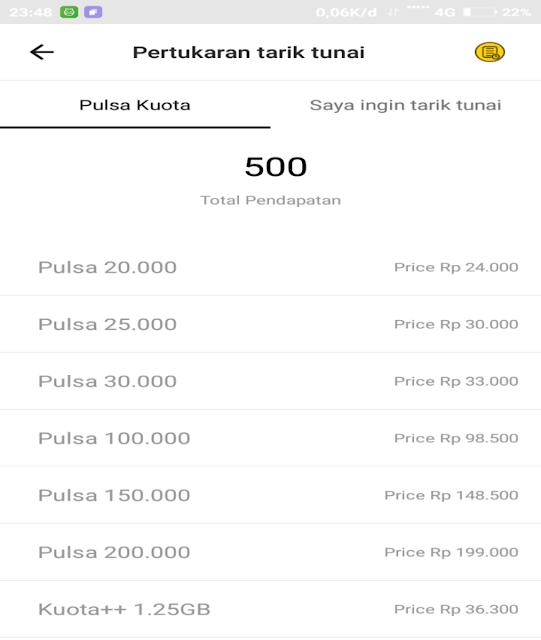 Inilah cara mendapatkan uang gratis dari aplikasi berita saku