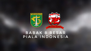 Tiket Online Persebaya vs Madura United, 25 April 2019 - Babak 8 Besar Piala Indonesia