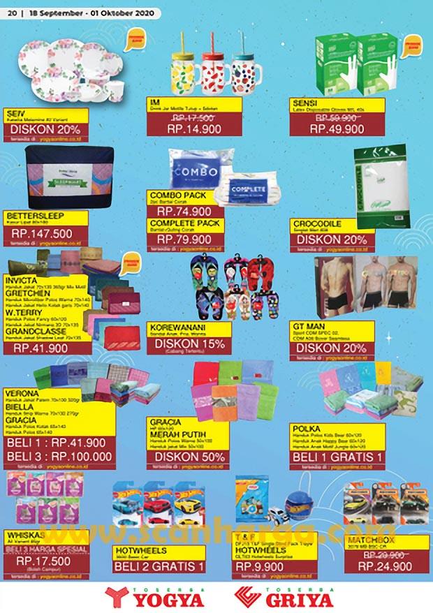 Katalog Promo Toserba Yogya 18 September - 1 Oktober 2020 20