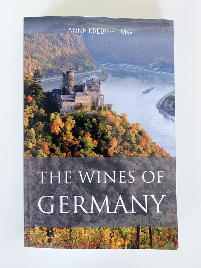 Wines of Germany by Anne Krebiehl, MW