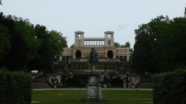 Park Sanssouci - Orangerieschloss