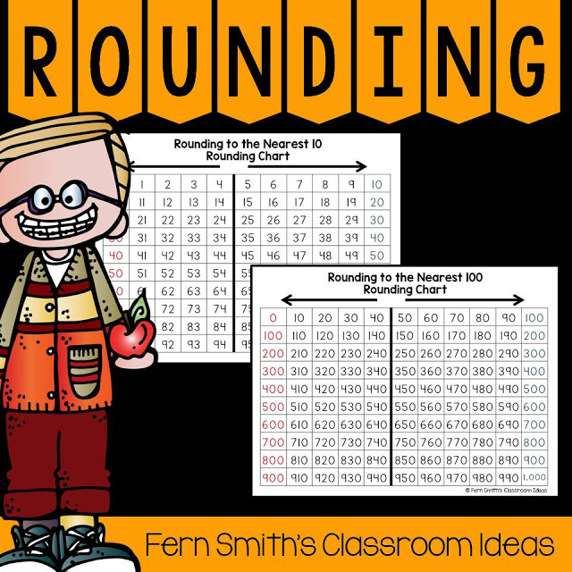Round to the Nearest Ten or Hundred Resources