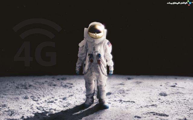 نوكيا ستوفر اتصال 4G على سطح القمر