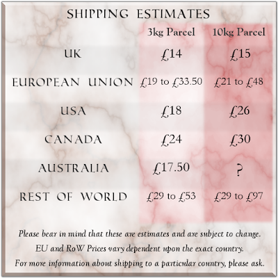 Shipping Estimates