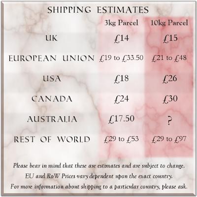 Shipping Estimates