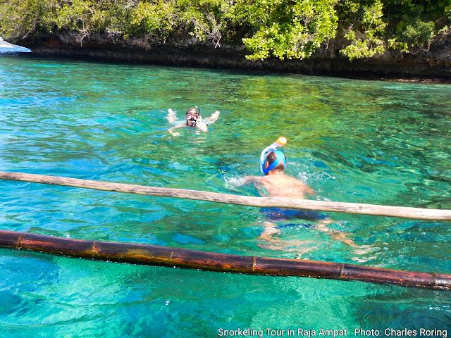 SnorkelingTour in Raja Ampat