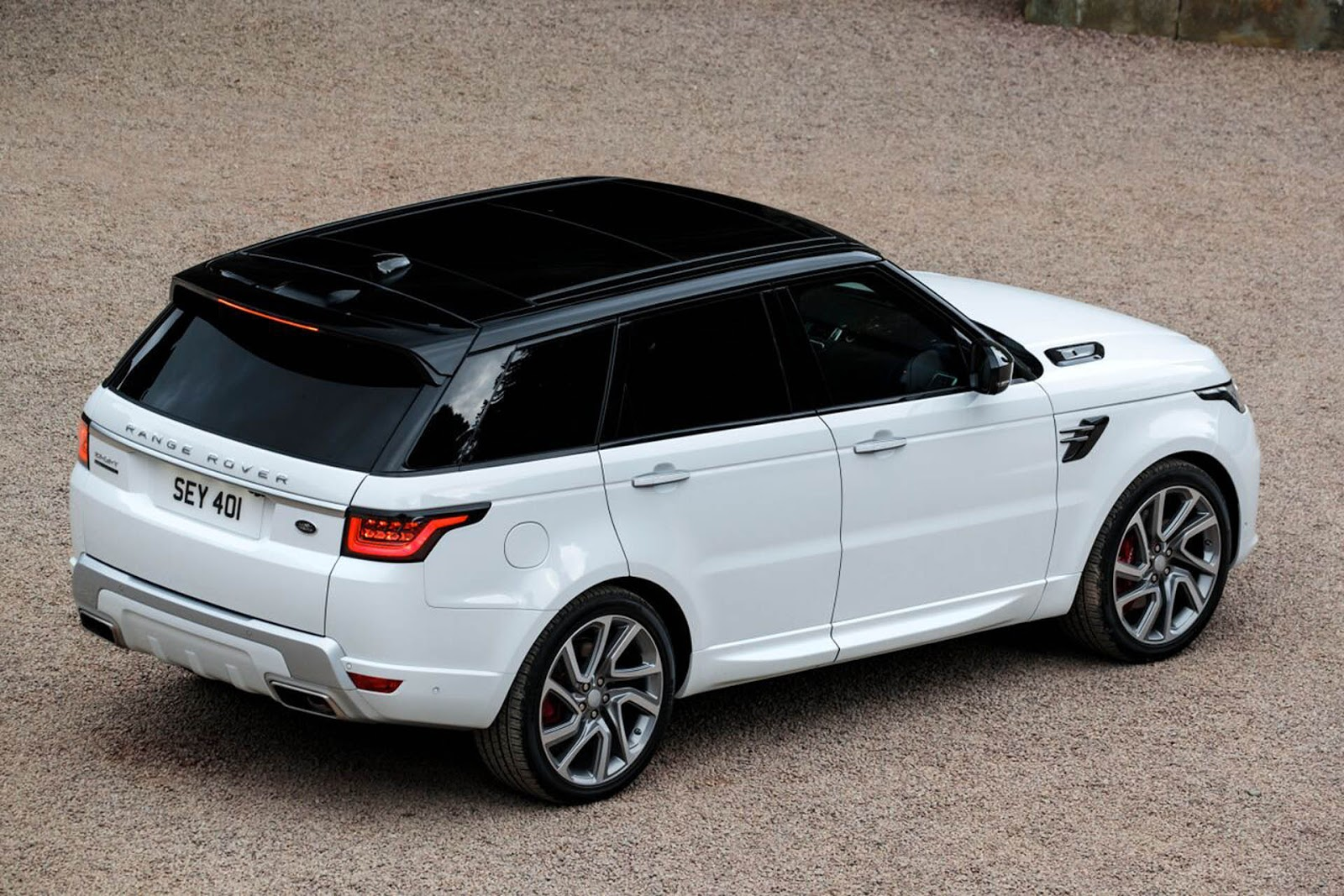 2019 Range Rover Sport Get Some New Modifications