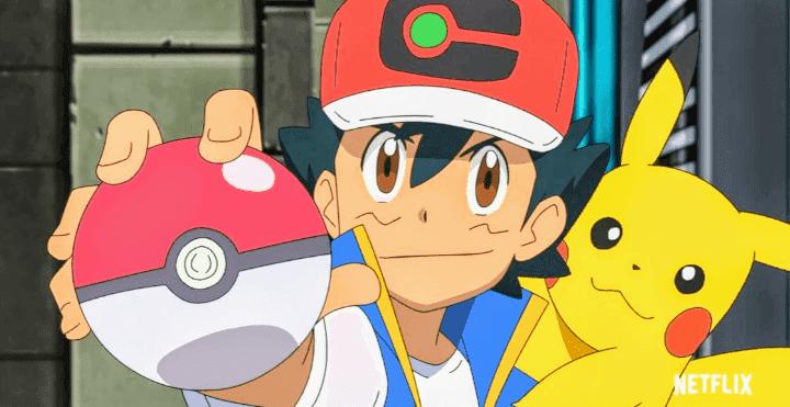 La llegada de pokemon journey's parte 2 a netflix sera sin duda algurna un gran exito