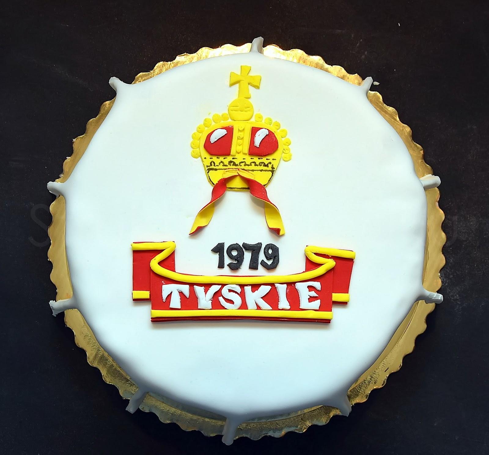 Tort Urodzinowy Kapsel Tyskie Dla Prawdziwego Faceta Struktura Smaku