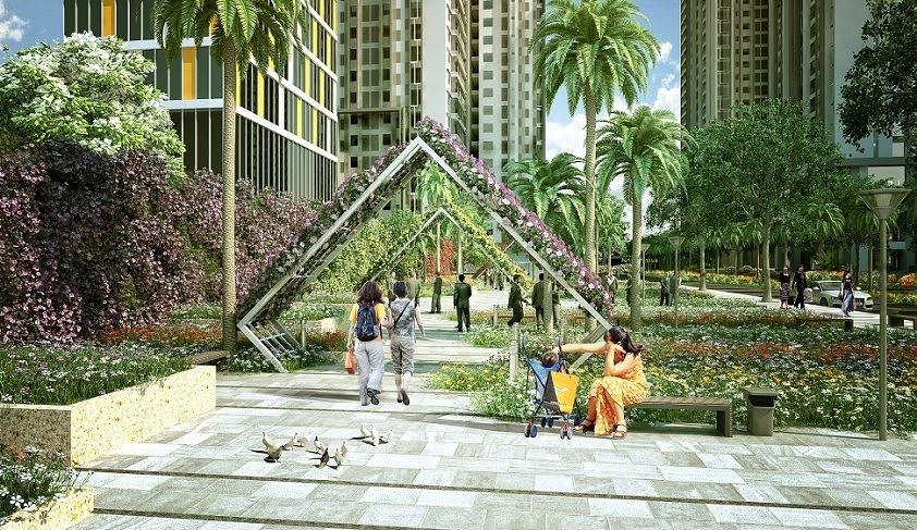 Tiện ích tuyệt vời tại chung cư Việt Hưng Green Park