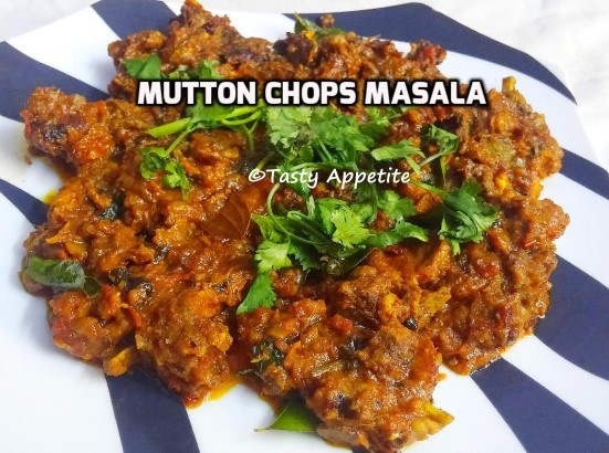 mutton chops gravy