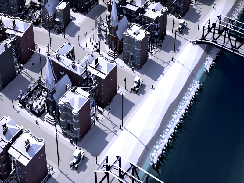 City of Gangsters Highly Compressed Free Download