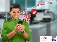 Robi internet data buy through mobile banking