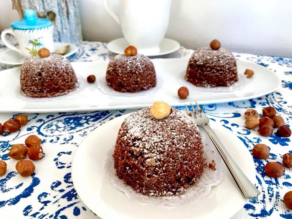 Torte Da Credenza Iginio Massari : Tortine paradiso al cacao di iginio massari