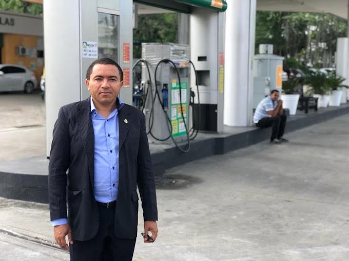 Alexandre pede que Procon e MP apurem suposta falta de combustíveis e conduta de sindicato