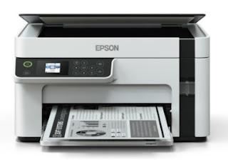 Epson EcoTank ET-M2120 pilotes d'imprimante pour Windows et Mac