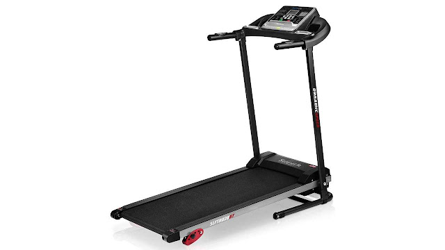 SereneLife Folding Treadmill