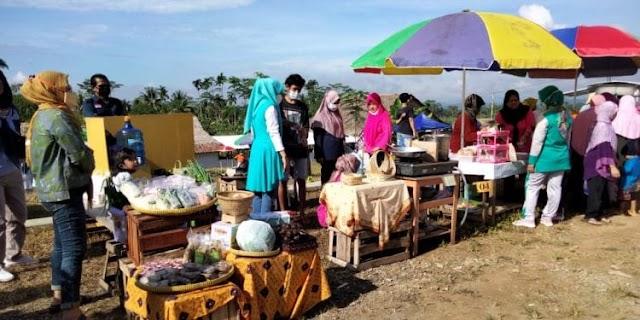Festival UMKM Desa Karangnangka Rintisan Ekonomi Terpadu