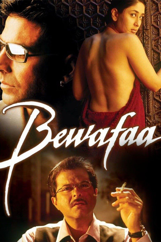 Bewafaa (2005) Hindi Movie 450MB HDRip 480p Download