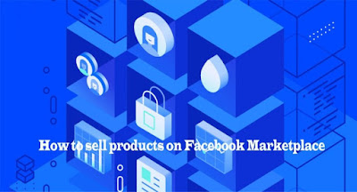 How to sell products on Facebook Marketplace - How do I get the Facebook Marketplace icon?