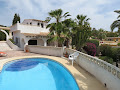 Traditional Moraira Villa - Reduced