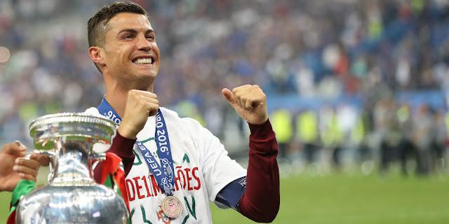 Cristiano Ronaldo Rekor Gol Tunggal Meraih Kemenangan Portugal