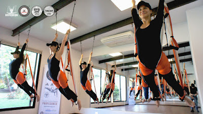 yoga, aeroyoga, air yoga, aerial yoga, yoga aereo, fly, flying, formacion, teacher training, certificacion, madrid, españa, barcelona,sevilla, bilbao, valencia, cursos, aeropilates , aerofitness