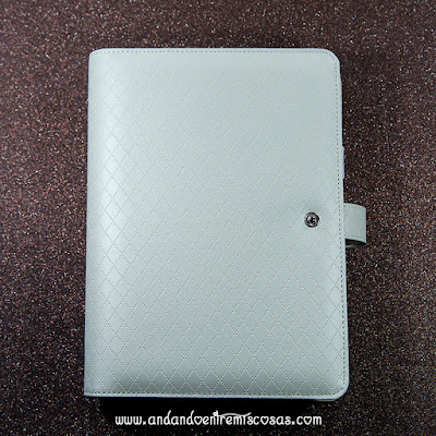 Agenda A5 Diamond White de Webster´s Pages