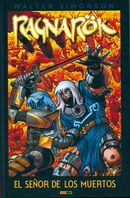 Ragnarök - el señor de los muertos de Walter Simonson, edita Panini -Thor comic