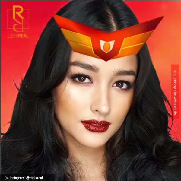 It's Official: Liza Soberano is the new Darna!