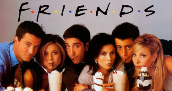 20 aniversario Friends